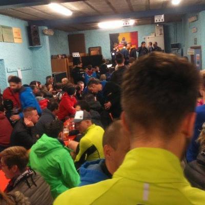 1er Run & Bike de l'hermeton à Romedenne le 25.02.17
