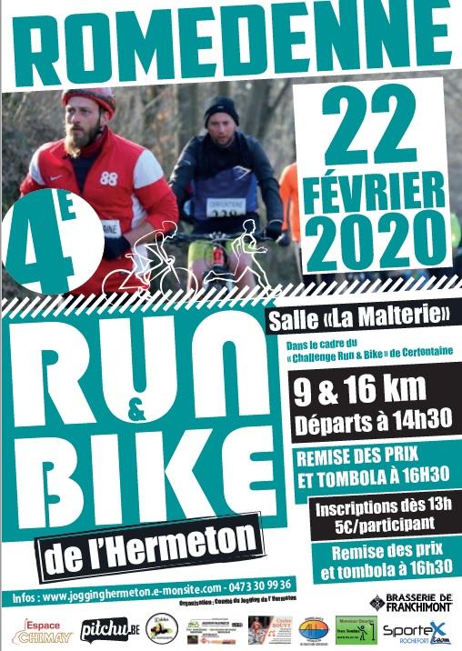 Run bike 2021